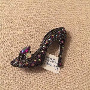 "Jewelry - Lia Sophia ""Diva"" pin"